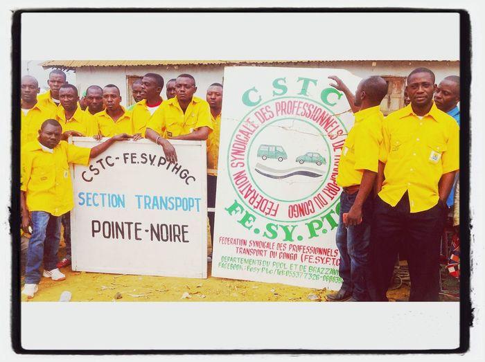 La force tranquille FÉDÉRATION SYNDICALE DES PROFESSIONNELS DE TRANSPORT DU CONGO First Eyeem Photo
