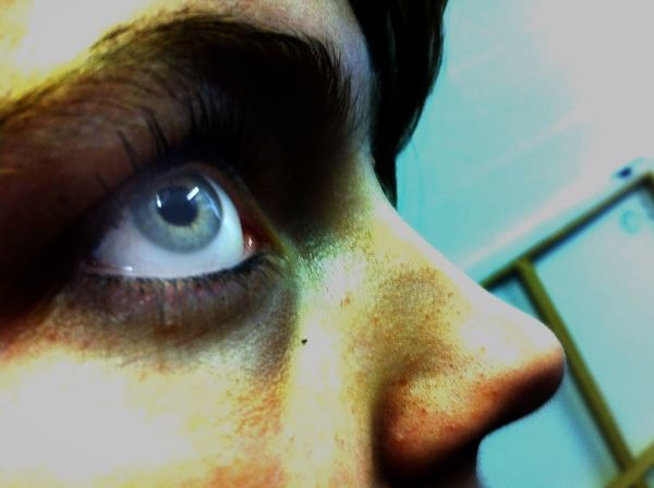 subject was noses but i desidead to incorporate eyes Taking Photos Hello World