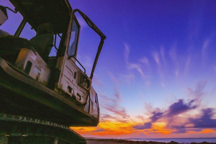 八里 挖仔尾 Sunset Sky Sunset_collection Clouds And Sky Landscape Sky And Clouds EyeEm Taiwan The View And The Spirit Of Taiwan 台灣景 台灣情