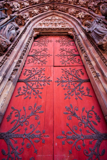 Strasbourg Cathedral portic Architecture Architecture History Pattern Portic Red Religious Architecture The Architect - 2017 EyeEm Awards