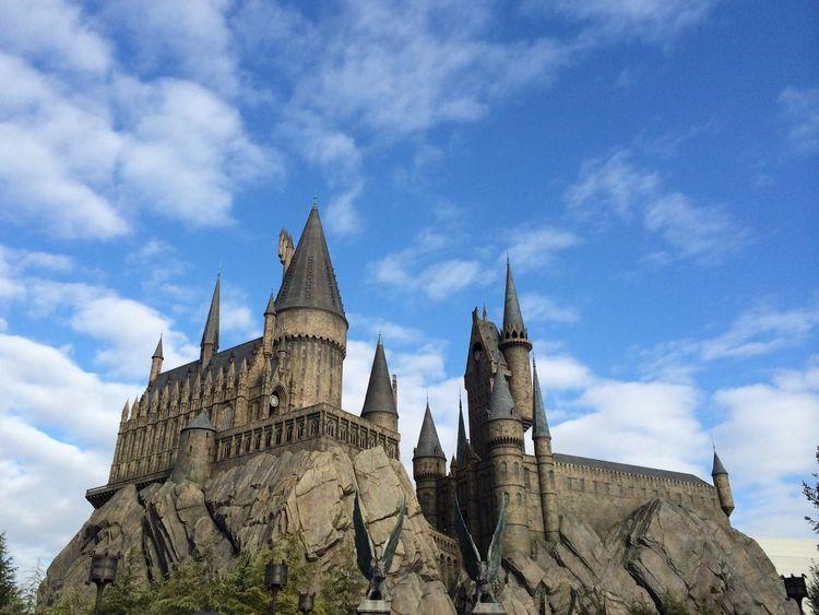 ハリーポッター USJ In Osaka USJ Harrypotter Harry Potter ⚡ Harry Potter ❤ Harry Potter Castle