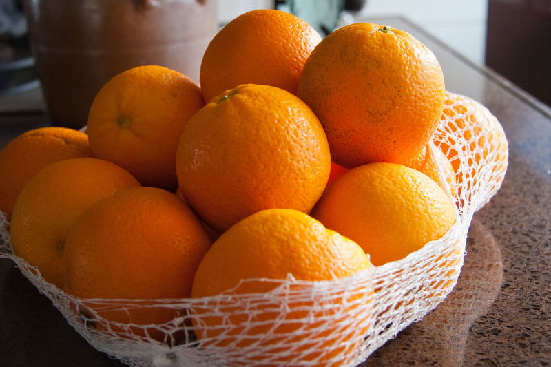 Food photography EyeEmNewHere Food And Drink Kitchen Cooking At Home Food Healthy Eating Citrus Fruit Orange Color Freshness Fruit Wellbeing Container Orange Basket Orange - Fruit Still Life Close-up Indoors  No People Bowl Large Group Of Objects Focus On Foreground Organic Ripe Antioxidant