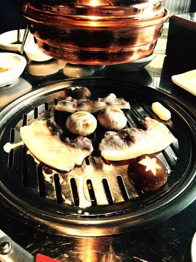 Shanghai, China Getting My Grill On Bulgogi 👀yummy