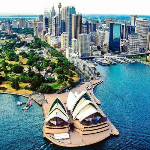 Australia in my eyes Dronephotography Enjoying Life Every Second You're Upset Is Just A Moment You're Waisting. The World In My Sight Life Is Beautiful sunset #sun #clouds #skylovers sky nature beautifulinnature naturalbeauty photography landscape [a:A Bird's Eye View The Journey Is The Destination