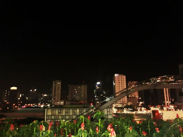 Distant Citylights City Lights City Skyline Cityscapes City View  City Lights At Night in the stillness of the night. ❤
