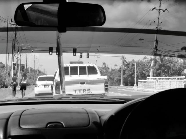 broken Traffic Lights Stopped The Photojournalist - 2018 EyeEm Awards Land Vehicle Car Windshield Car Wash Rear-view Mirror Car Point Of View Road Trip Steering Wheel Speedometer Driving Car Interior