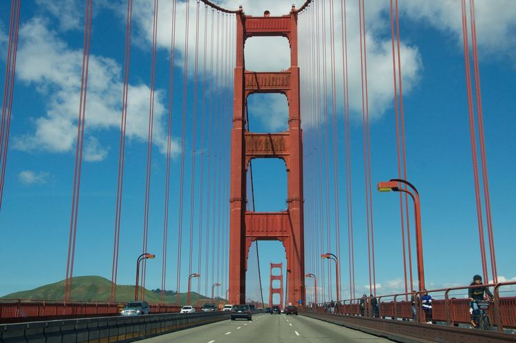San Francisco Golden Gate Bridge California Bridge People Hanging Out Taking Photos Traveling Travel EyeEm Best Edits EyeEm Gallery EyeEmBestPics Eye4photography  EyeEm Best Shots Eye Em A Traveller Highway 1 Feel The Journey Embrace Urban Life Mein Automoment The Drive