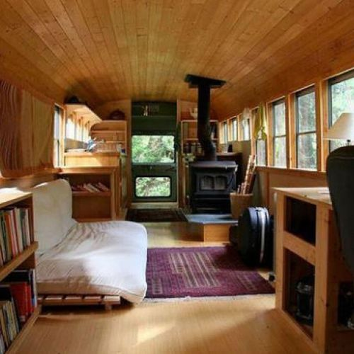 Tinyhouse Convertedbus Dreamhouse Simplelife Minimalist can't wait to leave Sanfrancisco behind. You're too crowded and I don't like you anymore! Need to start saving and shopping and enlisting people who know how to navigate reclaimed material.