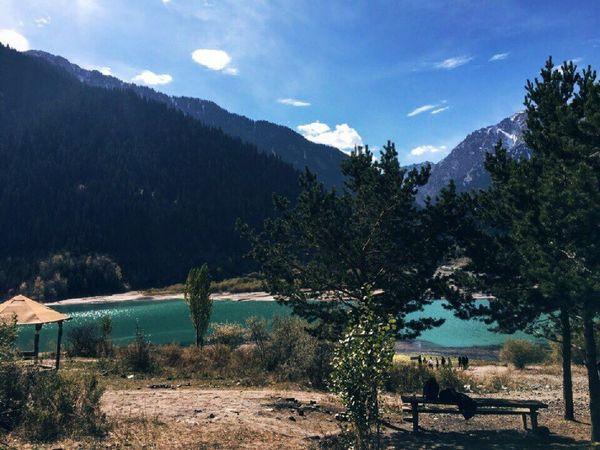 Almaty Mountains Issyk