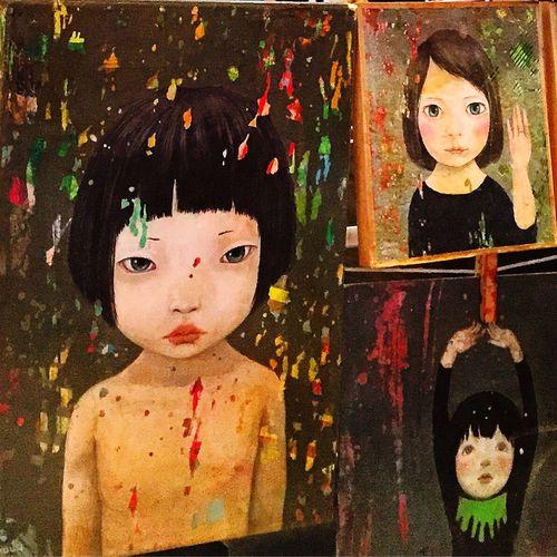 Vj Chuu Expressive Art