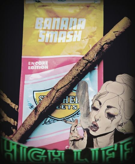 #BananaSmashSwishers #Blunts #OnTheWayToWorkblunt #BreakfastForChampions #HighLife #BellevueWA Bellevue WA Blunt Blowin Breakfastforchampions 420 Weed Smoke Weed Cannabis Pot SMOKE WEED EVERYDAY Mood Of The Day Mindfulness Funny Quote Highlife Blunt Banana Swisher's Sweets Communication Business Close-up