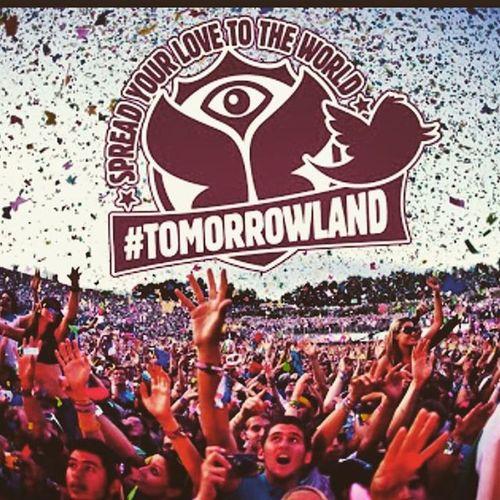8 Days For Tomorrowland Tomorrowlandofficial TomorrowlandBrasil Tomorrowland Tomorrowworld tomorrowland2015 official2015tomorrowlandwarmup thewaitisover thebestplacetobe thefatherofallfestivals thebestpartyever belgium tiesto alesso hardwell 100djs edmmusic 200kpeopletomorrow