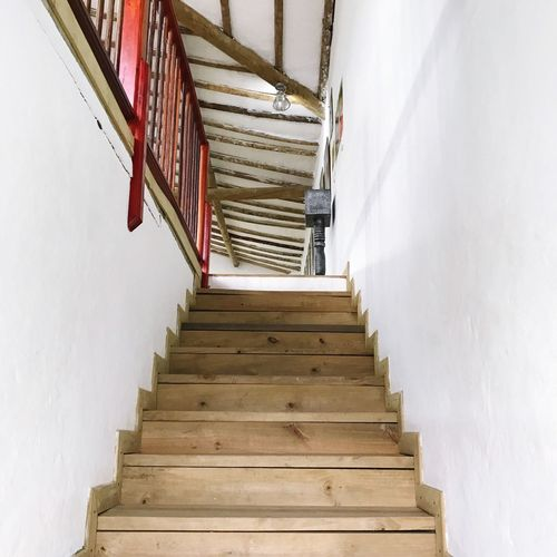 Architecture The Way Forward Built Structure Steps And Staircases No People Indoors  Steps