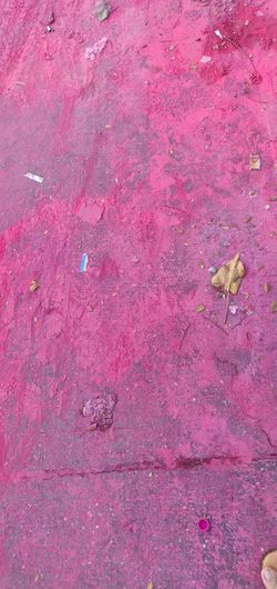 Powder Paint Backgrounds Pink Color Full Frame Textured  Multi Colored Abstract Pink Background Watercolor Painting Close-up