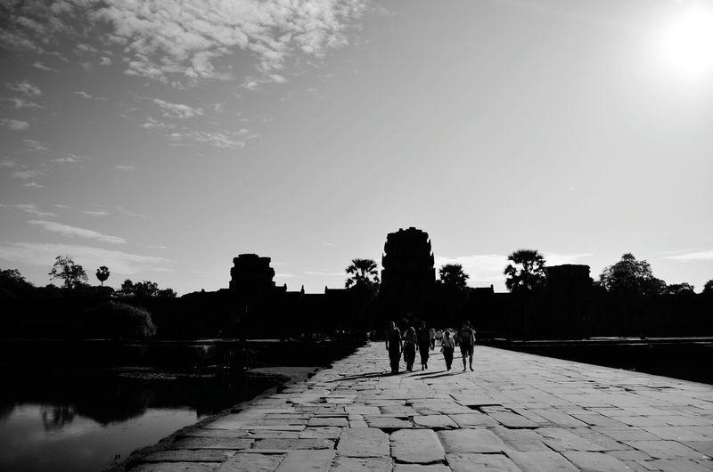 First day at Angkor Wat Angkor Angkor Wat Cambodia Siem Reap