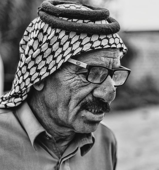 وجه عراقي .. Hanging Out Taking Photos Check This Out By Me Nikon Topaz Iraqi  Iraq_photo Face Portrait Oldman Sad Hdr Edit Arabic Arab Nikkkor Village Photooftheday