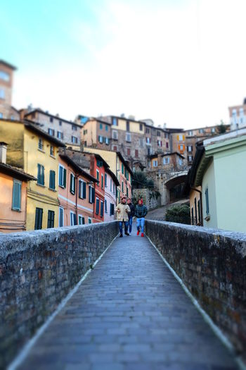 -PEOPLE- walking on the ancient Medieval Aqueduct At Perugia Augusta Perusia series Street Photography Streetphotography People People Photography Perugia Streetphoto Student Life People Of Europe Streetphoto_color Perugia Italy Color Photography Colorphotos