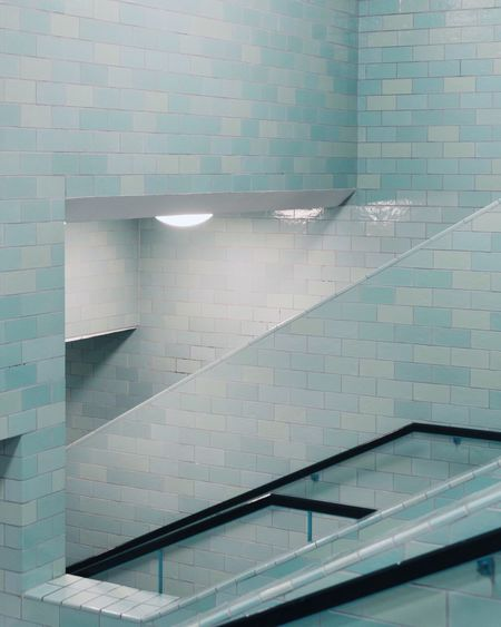 EyeEmNewHere Indoors  Tile Steps And Staircases Architecture No People Built_Structure Modern Day Archilovers Minimalobsession Architectural Detail Killtheunderground Alexanderplatz Minimalist Architecture Minimalism Minimalist Photography  Architecture The Architect - 2017 EyeEm Awards Fresh On Market 2017 The Creative - 2018 EyeEm Awards