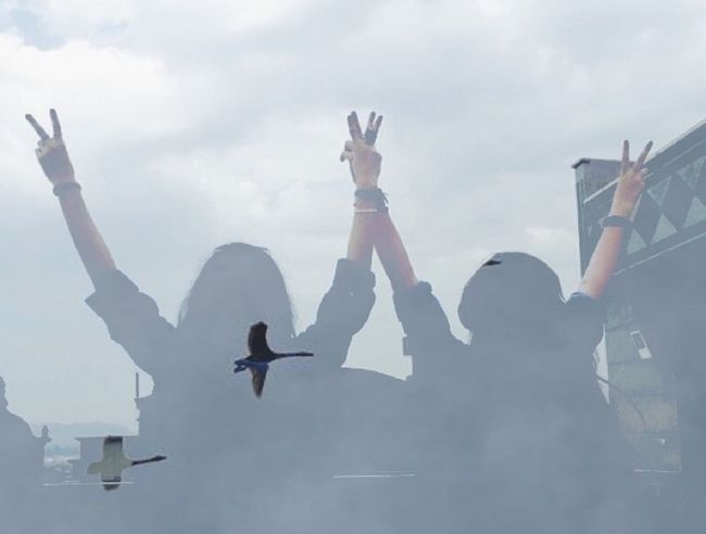 Vscocam Open Edit Piclab SisterLovee ♥ Bff❤ Peace Under The Sky Streetphotography Photography Bestmoment