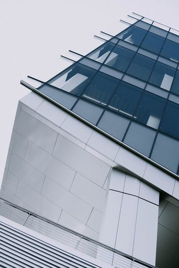 Architecture Built Structure Building Exterior Low Angle View No People Modern Outdoors Day Skyscraper Sky City