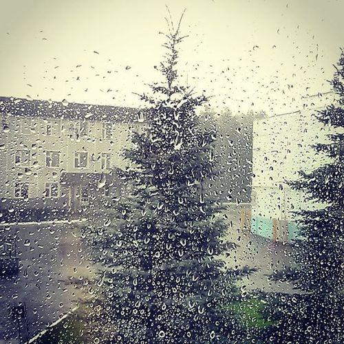 Хорошо,что я не на улице! ) льет дождик киндери порадомой наработе hashtags time rain summer tatarstan office instasummer instaday көзгеяңгыркебек