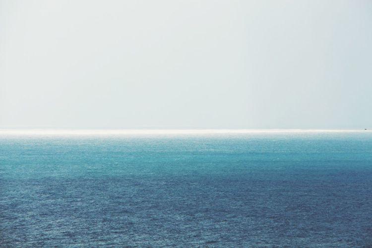 Sea Sea And Sky Sea View Seascape