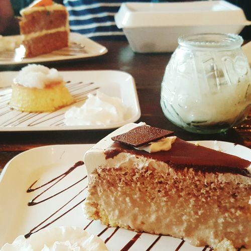 Mocha Tres Leches Food♡ Cubancafe LoveFoodAndFriends