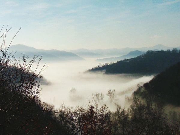 Tranquille Tranquillità Tranqility Tranquillity Quiete Calma Pace Vista Panorámica Montagna