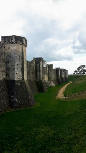 Provins - France Fortress Fortress Wall Towers And Ramparts Towers And Sky Perspective The Way Forward Remembering Holiday Enjoying The View Eye4photography  EyeEm Gallery