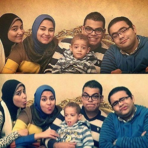 My cousins :D
