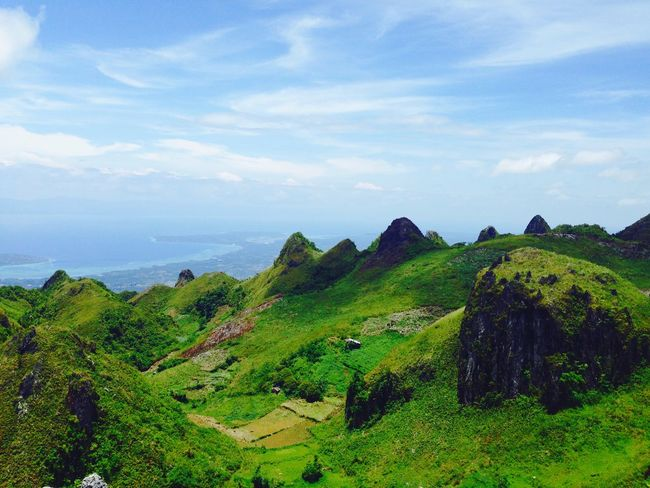 The Essence Of Summer at Osmeñapeak in Cebu Uneasy- Tracking the Mountain