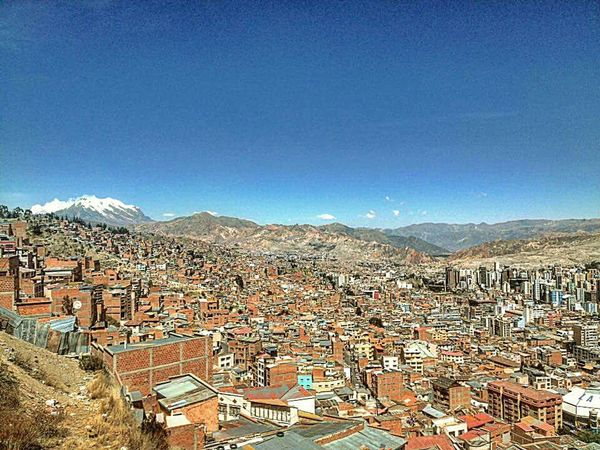 La Paz Bolivia Sudamerica Hannallaysadventure