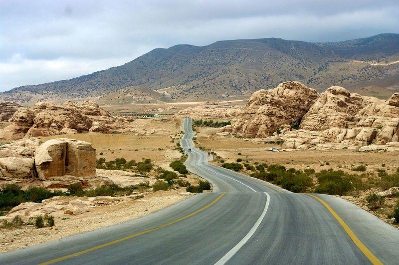 Jordan Roadtrip