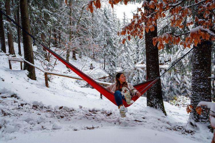 Hiking Snow ❄