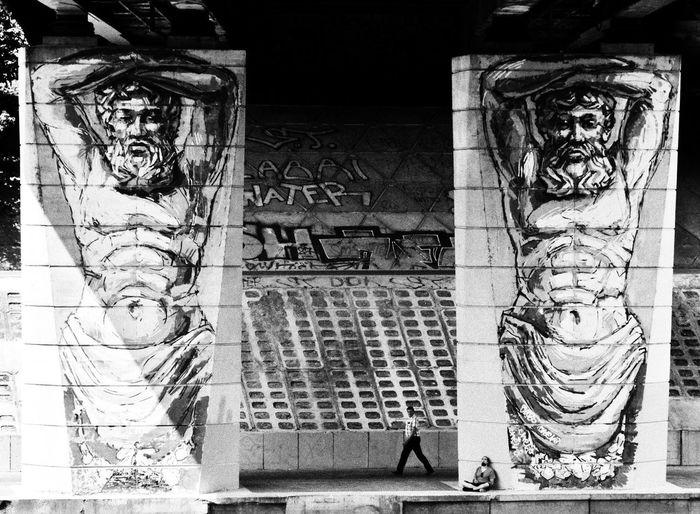 The Street Photographer - 2018 EyeEm Awards The Art Of Street Photography