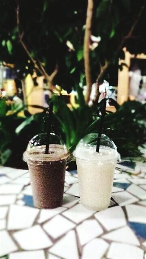 Iced chocolate and lychee crush Desert Drinks! Icedchocolate Check This Out Enjoying Life OpenEdit Eye4photography  EyeEm Best Edits EyeEm Best Shots EyeEmBestPics
