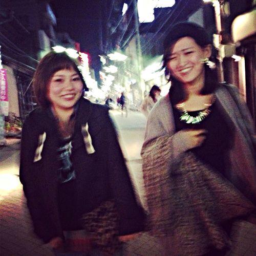 Night Out Tokyo Enjoying Life wiz my Friends