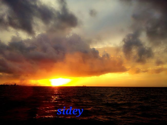 sunset.it's cool. Sidey's Collection