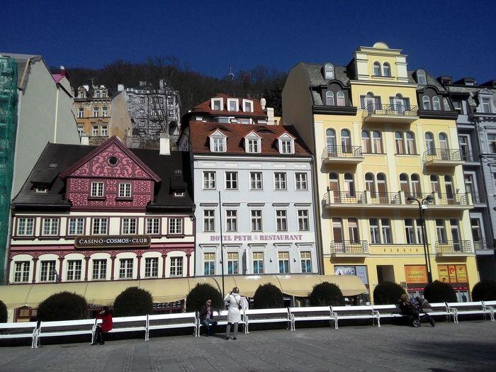 Karlovy Vary Beautiful Architectu Popular Photos Taking P Happy Weekend !!!