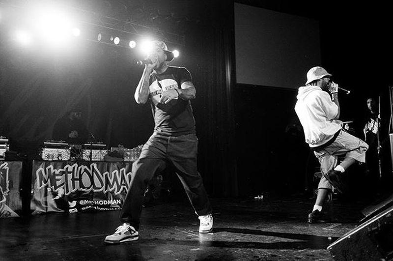 @methodmanofficial // @redmangilla . . . Bw Blackandwhite Monochrome Rap HipHop Methodman Redman Wutang Asheville Avl 828 Live Music Concertphotography