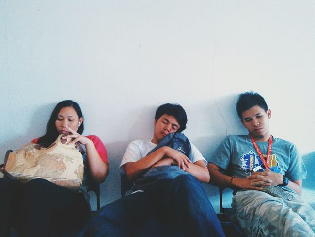 Sleepyheads Threemusketeers