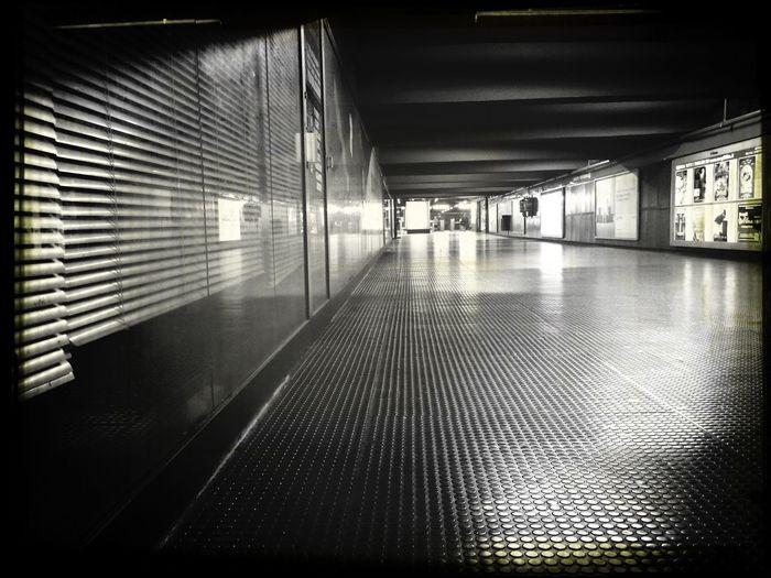 Angoli di metro - Cairoli