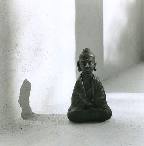 Statue Zen
