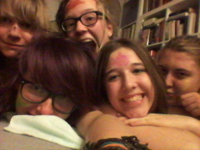 Pyjama Party Birthday Friendship Fun