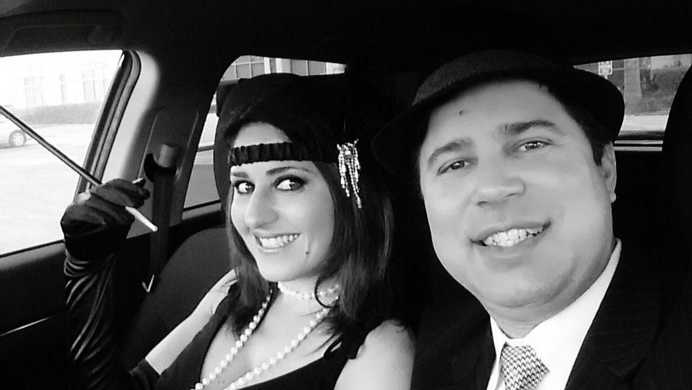 Check This Out Appreciation Precious Time Appreciate The Little Things In Life Black And White Hope For The Best♡ San Diego Smile :) Good Time Enjoying Life Selfie ✌ Cute Couple Positive Vibes Blessed  With My Love Cheese!Praying Be Positive Fedora  Positive GREAT GATSBY Love In Black & White