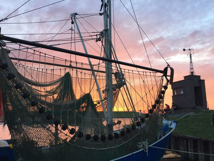 Hafen Dangast Hafen