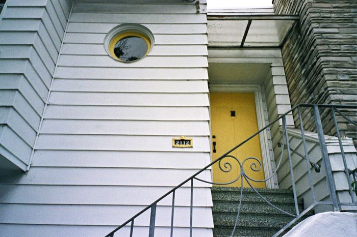 Architecture Building Exterior No People Koduckgirl Film Natura1600 NATURA Classica