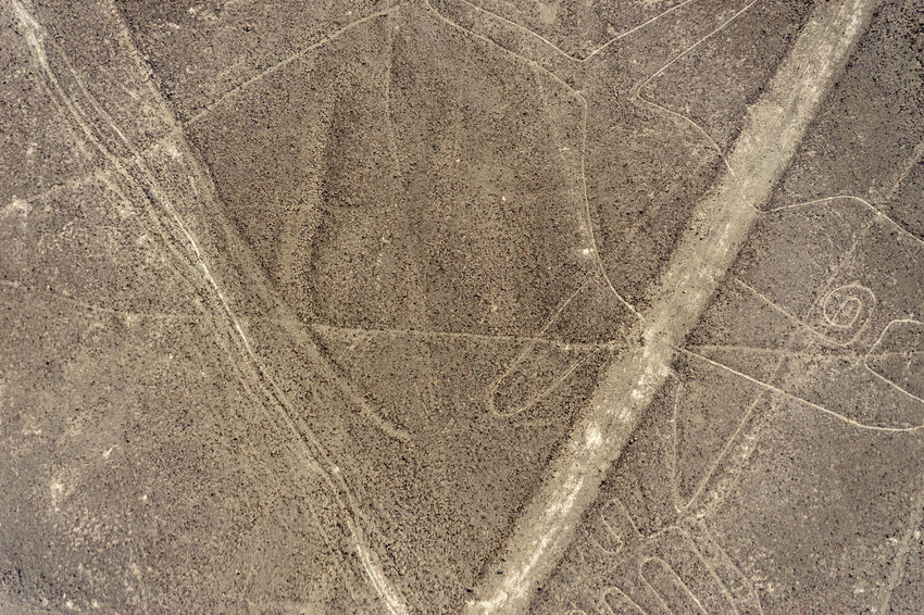 Above Airplane Alien America Ancient Cessna Culture Desert Geoglyph Geometric Shapes International Landmark Lines Nasca Lines Nazca Nazca Lines Peru Plane Plateau Shapes South Travel Travel Photography UNESCO World Heritage Site Ice Age A Bird's Eye View
