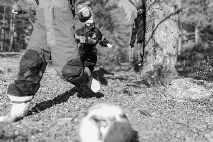 Kids playing... Fotball EyeEm Selects Playing EyeEm Gallery EyeEm Best Shots Playing Field Headwear Sports Helmet Protection