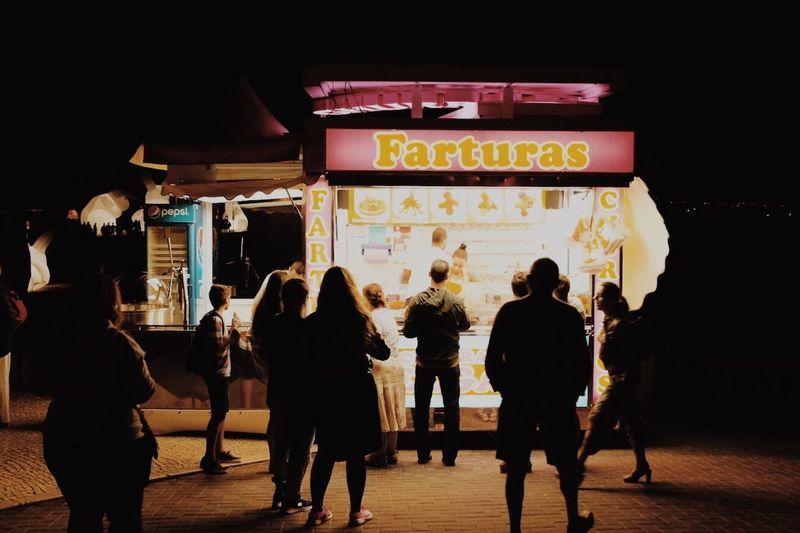 Night Nightlife Fun People Arts Culture And Entertainment Lifestyles Illuminated Food Fujifilm_xseries FujiX100T
